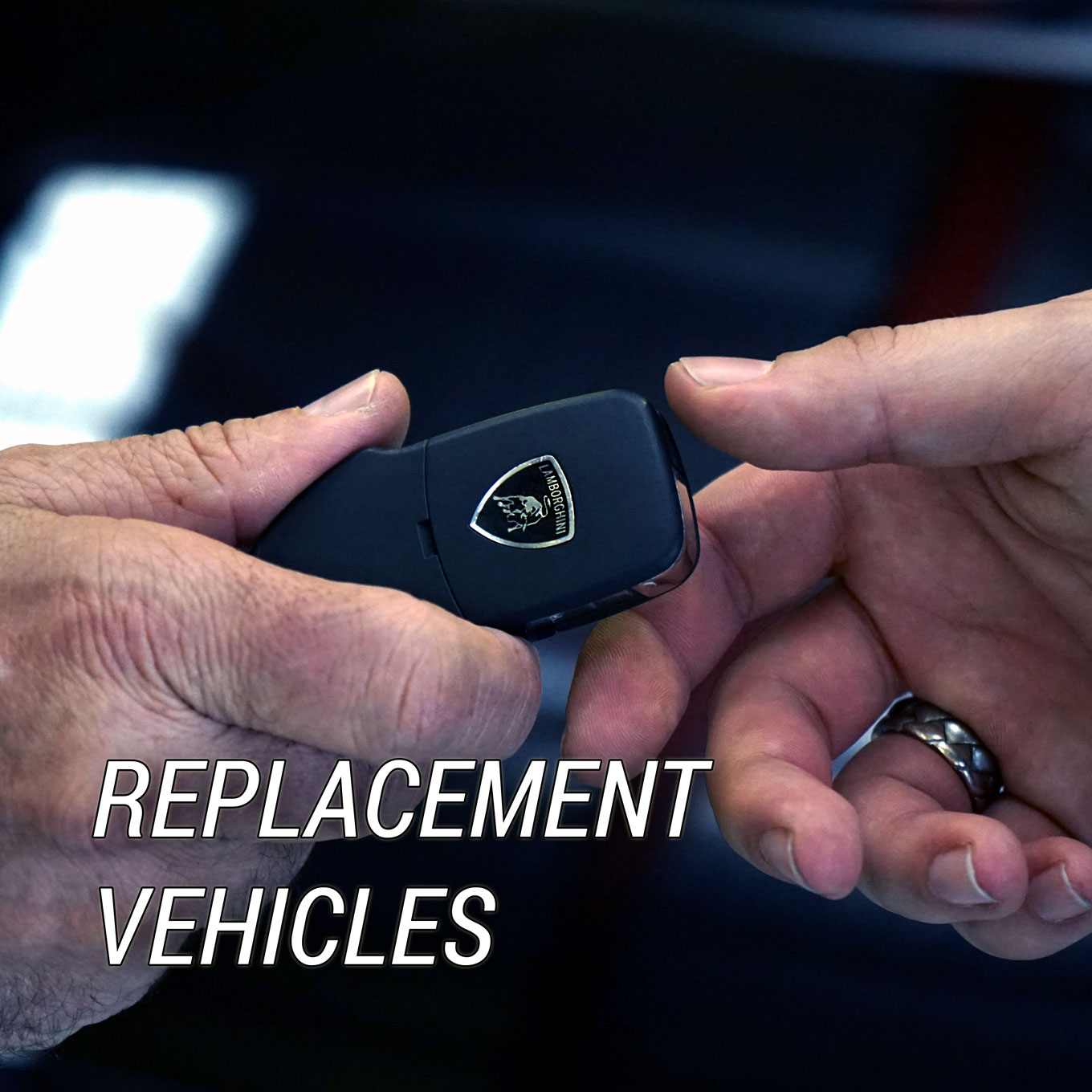 Replacement Vehicles